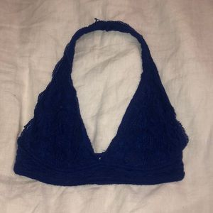 Urban Outfitters Blue Bralette